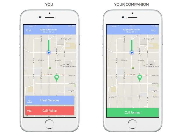 Novo aplicativo permite acompanhar amigos virtualmente até em casa