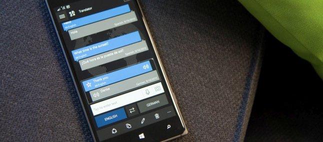 Microsoft Tradutor Beta é oficialmente disponibilizado para download